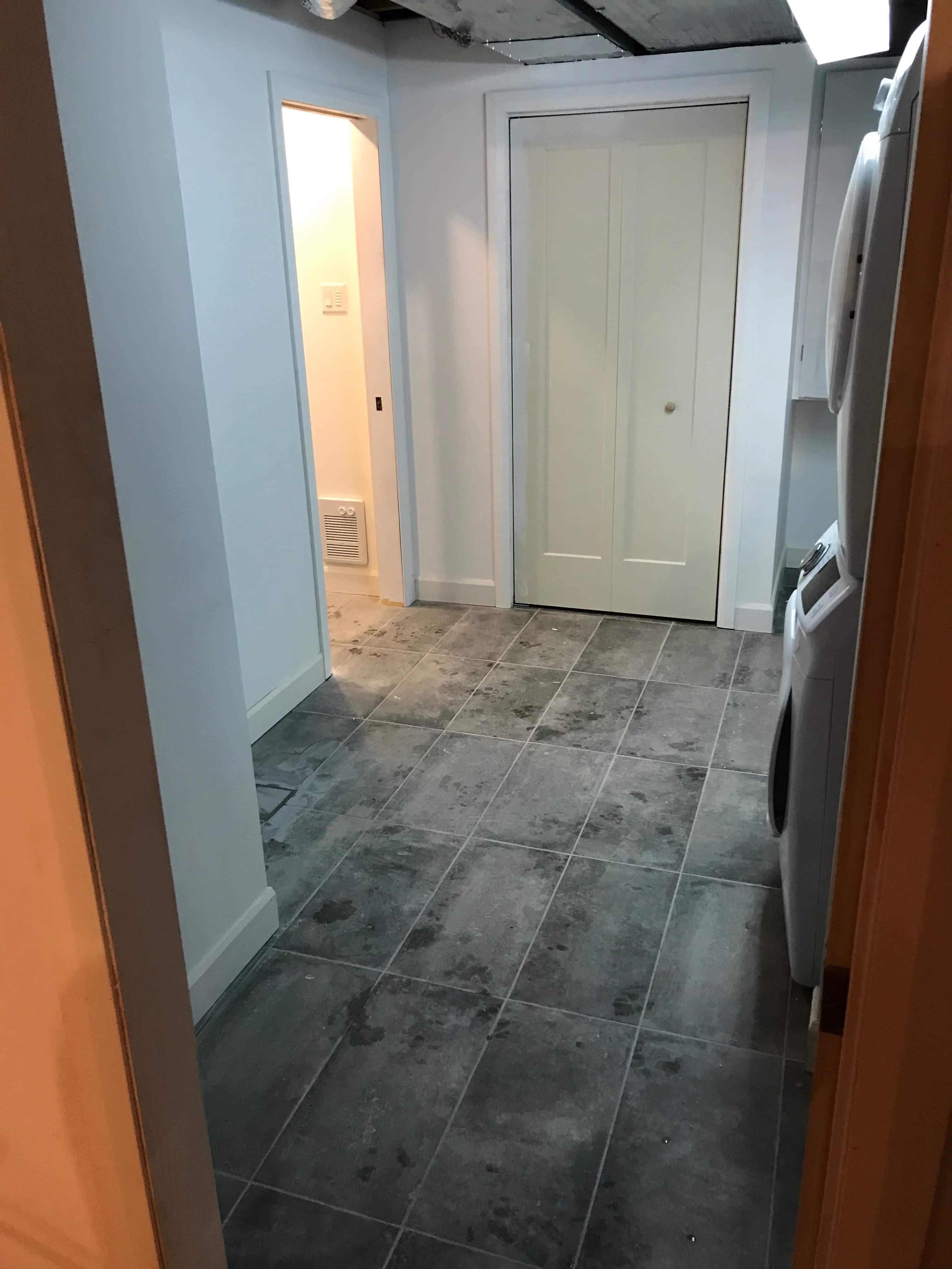 Plomberie Salle De Bain Sous Sol salle de bain/salle de lavage – entrepreneur général en